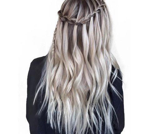 1-long-ash-blonde-balayage-hair-with-waterfall-braid
