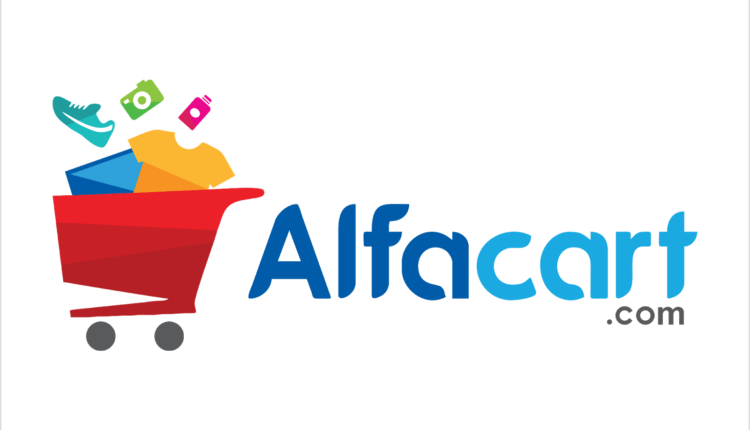 Alfacart Logo [www.blogovector.com]